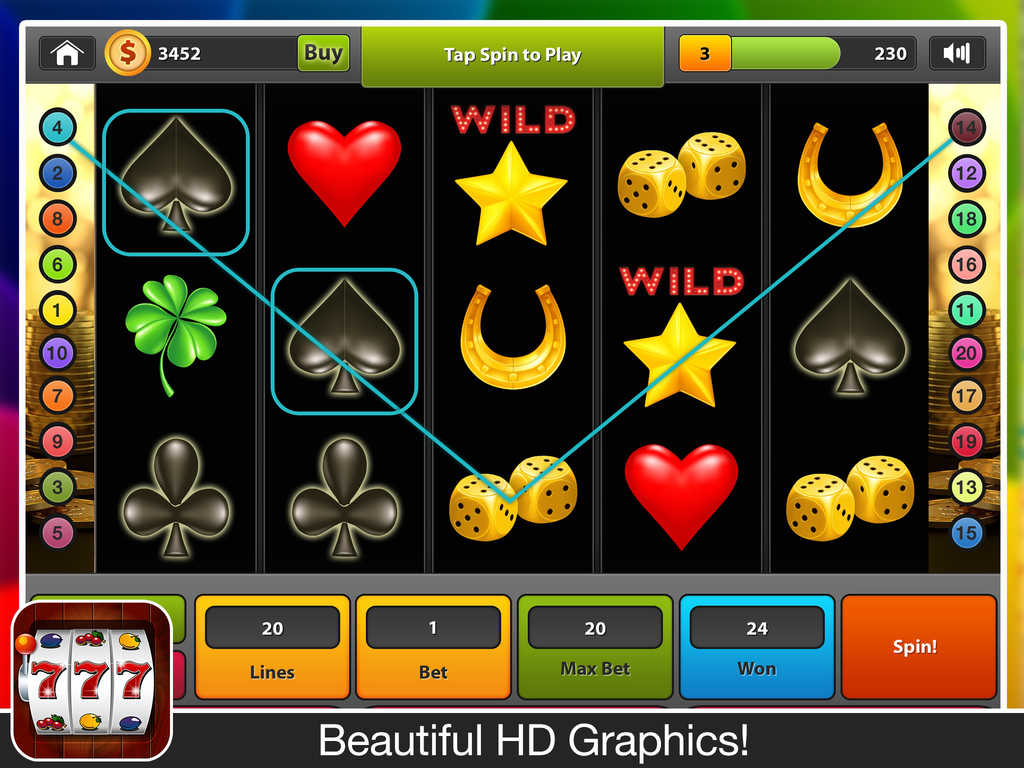 Poker for fun app