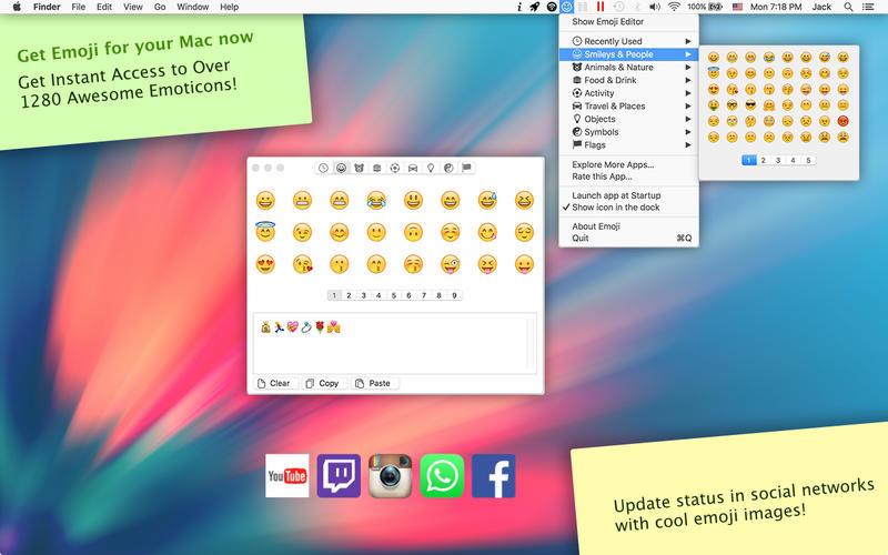 Emoji Lite Screenshot