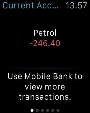 Northern Bank iPhone Screenshot 7