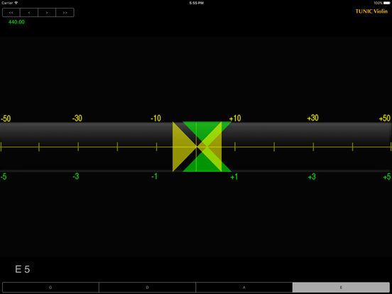 Tunic Violin iPad Screenshot 1