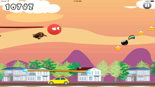 Air Flick Amazing - Bouncing Jump Fun Screenshot