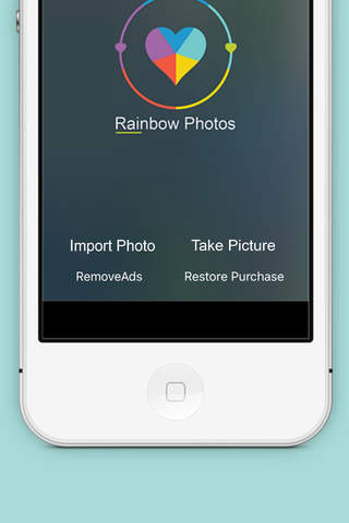 DSLR Camera Effect FX Photo Editor - Add Rainbow Effect for Insta.gram screen