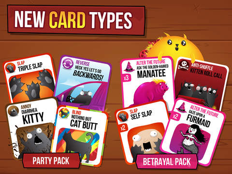 Exploding Kittens® - The Official Game Screenshots