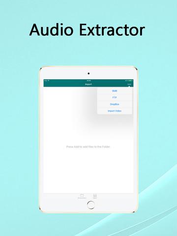 InstaAudio - Audio extractor from Video Screenshots