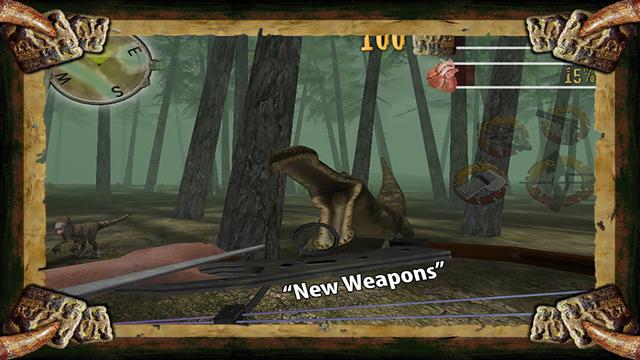 Dino Safari 2 Pro Screenshots