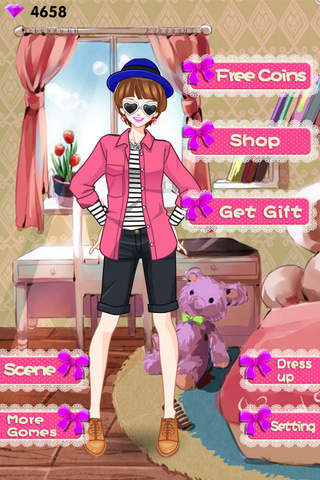 Chic Korean Girl screenshot 4
