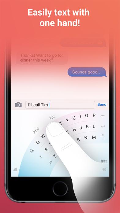 Word Flow Keyboard - GIF, swipe, custom theme on the App Store