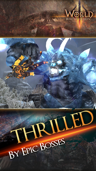The World 3: Rise of Demon Screenshot