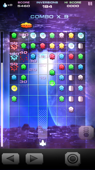 Space Puzzle iPhone Screenshot 1