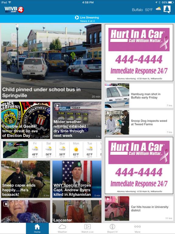 E Buffalo News Wivb News 4 Buffalo Ne...