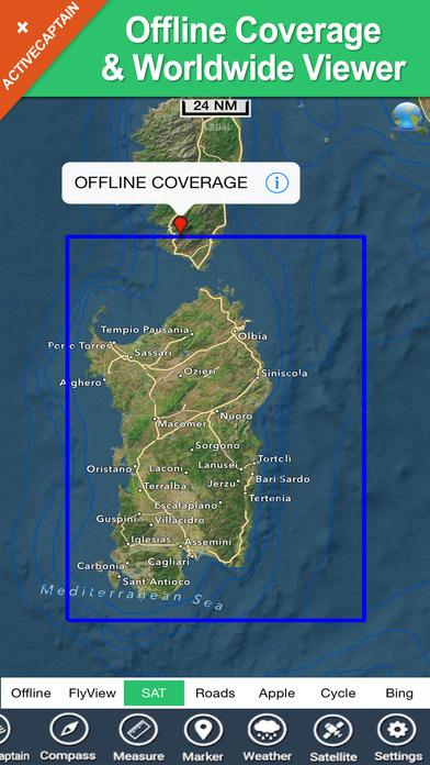Archipielago de Cabrera National Park - GPS Map Navigator iPhone Screenshot 5