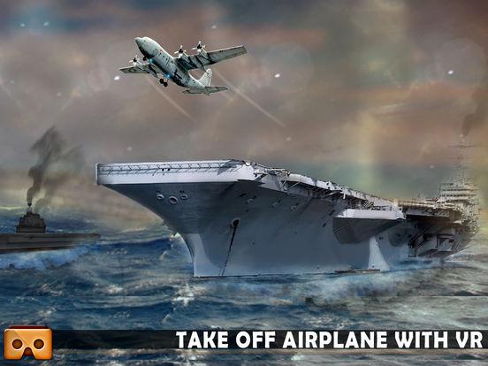 VR Airplane Flight Sim 2017 screenshot 9