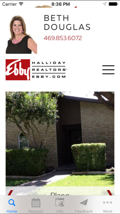Dallas Homes iPhone Screenshot 3