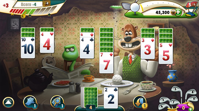 Screenshot 5 Fairway Solitaire!