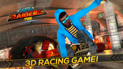 Skate Riders | True & Pure Xtreme Board Sport screenshot 1