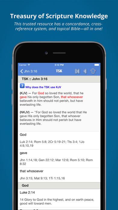 Lumina bible app
