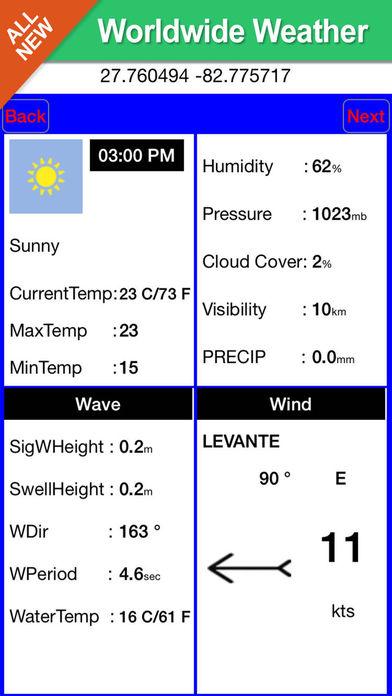 Marine: Hebrides - GPS Map Navigator iPhone Screenshot 4