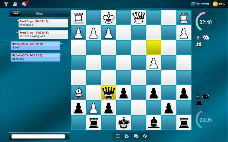 ChessOnline Screenshot - 2