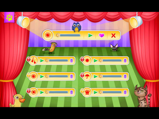 123 Kids Fun Animal Orchestra iPad Screenshot 4