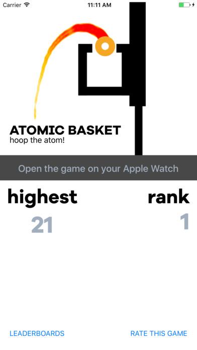 Basketball for Watch screenshot 2