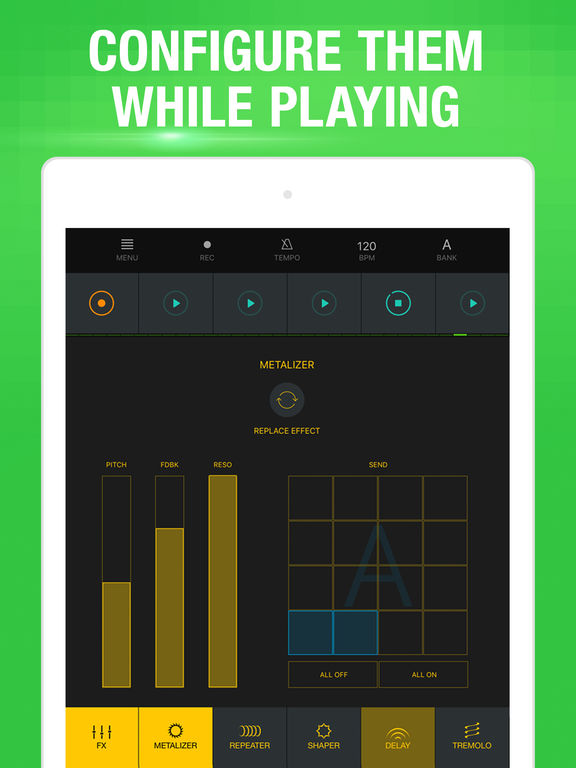 Beat Maker Go! - Make Music & Beats With Drum Pad screenshot