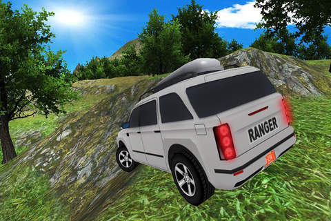Extreme Hummer Jeep Mountain Drive Simulator 2 screenshot 1