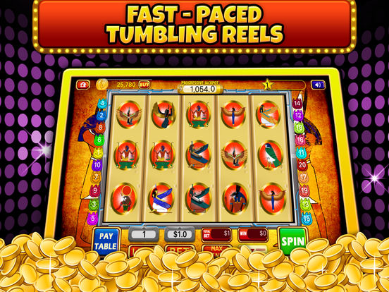 Slot Machine Games Free Las Vegas Casino - Best Spin Win High 5-ipad-4