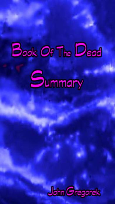 BookOfTheDead iPhone Screenshot 1