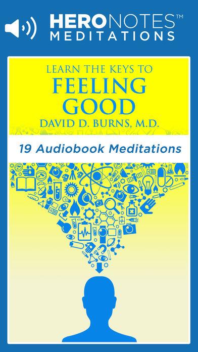 the feeling good handbook audiobook