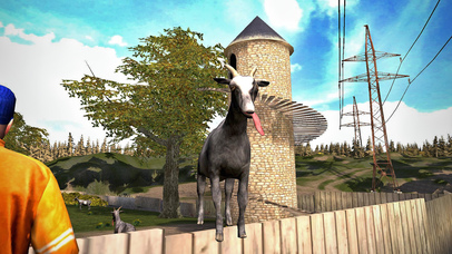 Goat Simulator iPhone