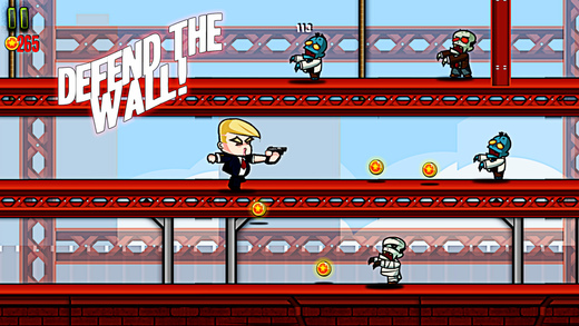 Trump vs Zombies Screenshots