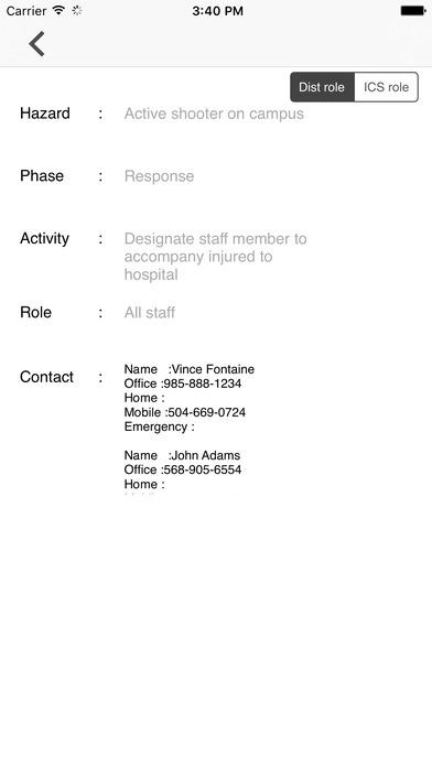REM4ed Mobile Command™ iPhone Screenshot 2