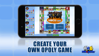 HBCU-opoly screenshot 3
