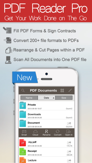 PDF Reader Pro - All-in-One PDF Office Screenshots