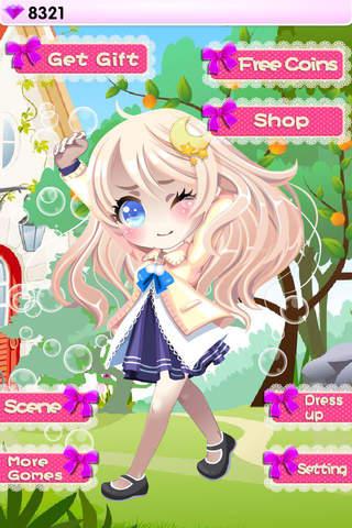 Gakuen Girl screenshot 2