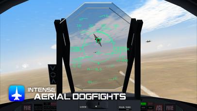 FA18 HORNET Combat Jet Flight Simulator screenshot 4