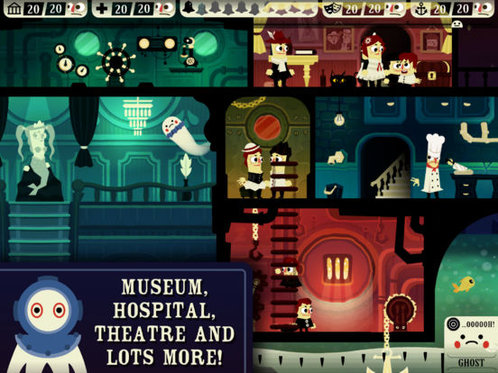 Haunt the House: Terrortown Screenshots