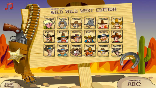 Wild West - Connect Dots for kids (Premium) Screenshots