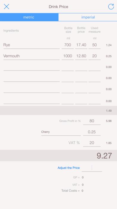 iFNB iPhone Screenshot 2