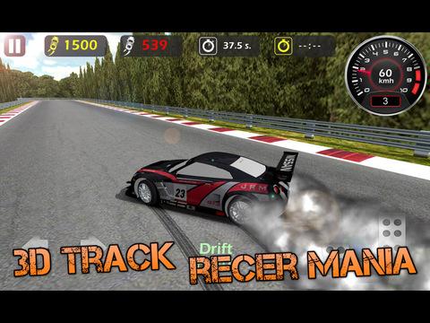 3d Track Race Mania для iPad