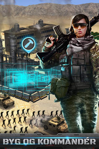 Mobile Strike screenshot 2