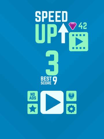 Speed Up. Screenshot
