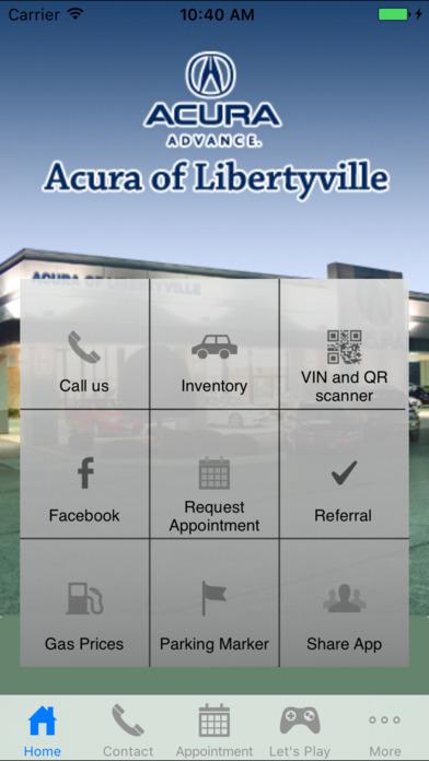 Acura of Libertyville iPhone Screenshot 1