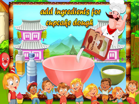 Kids Cup Cake Maker screenshot 8