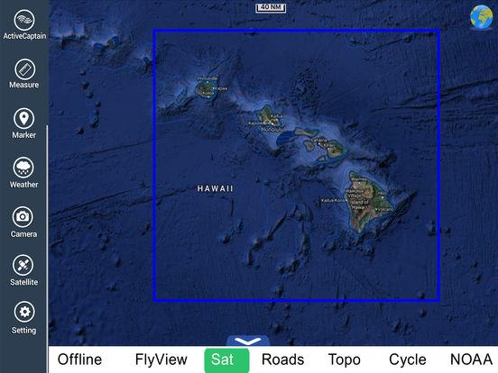 Marine: Hawaii HD iPad Screenshot 5