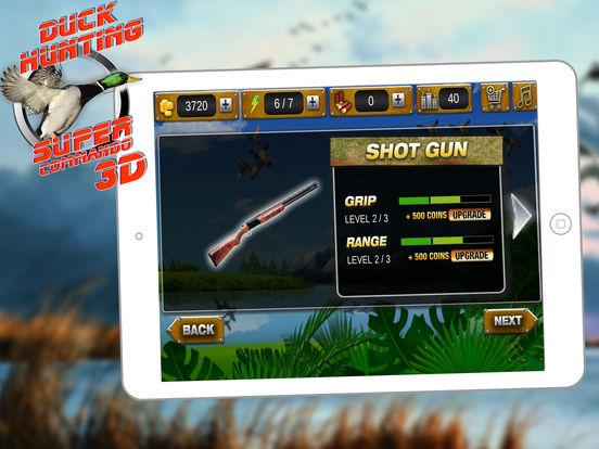 Duck Hunting Super Commander 3D : Duck Hunter 2016 Screenshots