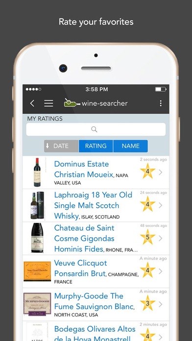 Wine-Searcher screenshot 4