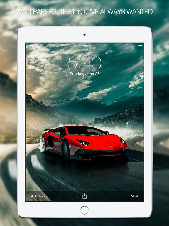 + Added More Wallpapers. IPhone; IPad