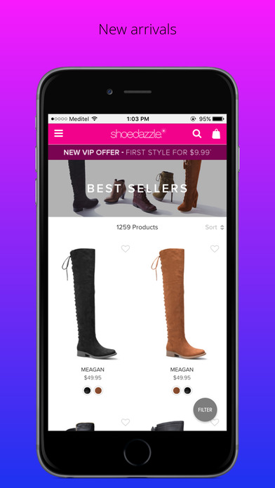 Find new and preloved Shoe Dazzle items at up to 70% off retail prices. Poshmark makes shopping fun, affordable & easy!