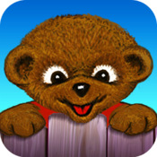 Little Bear: My very first games for Mac icon